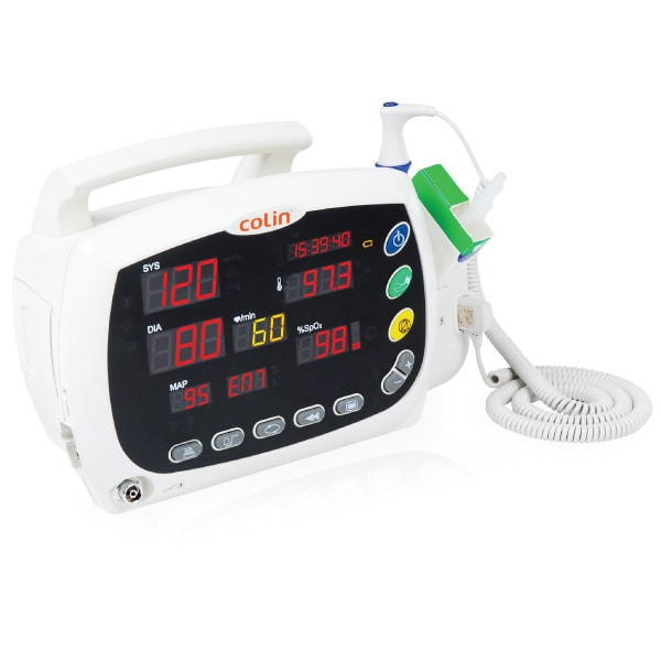 Healthfirst Colin YM1000 Vital Signs Monitor