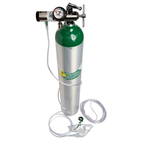 Complete oxygen system